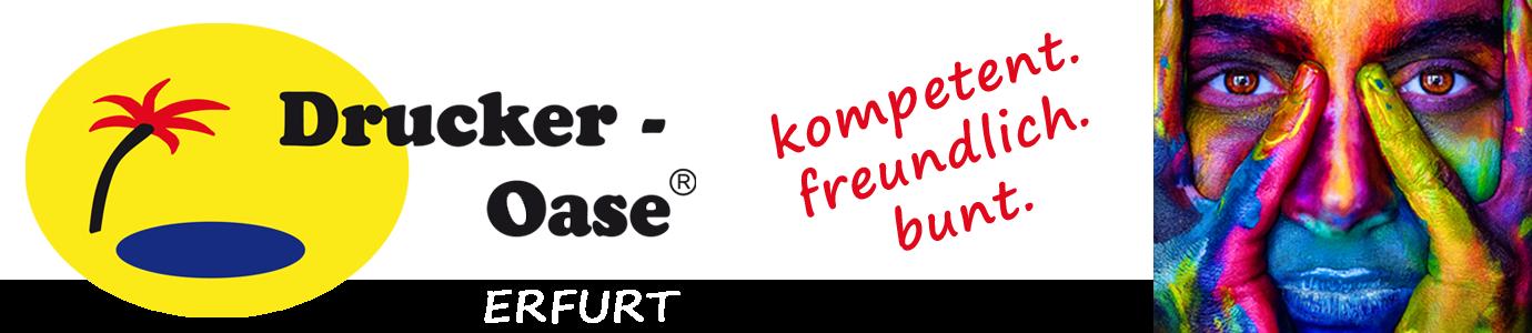 Drucker-Oase® Erfurt